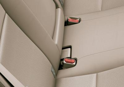 Sistema de aclaje ISOFIX (x2) en asientos traseros