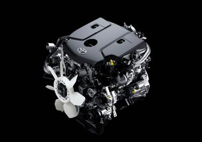 Motor Toyota 1GD (2.8L)