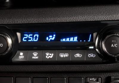 Aire acondicionado con climatizador automático digital