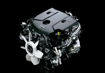 Nuevos motores Toyota