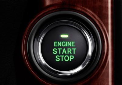 Tarjeta llave y sistema de encendido por botón