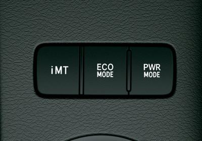 iMT y ECO o Power Mode