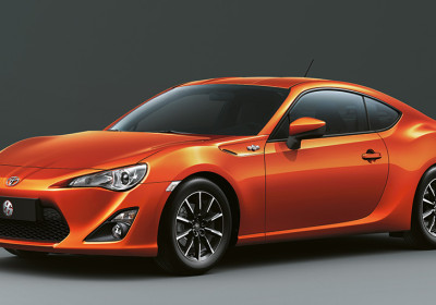 Toyota 86 FT. Vista Frontal