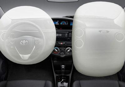 Airbag Conductor y Acompañante