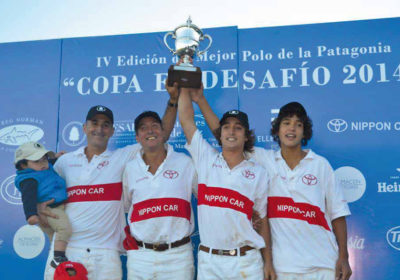 Copa Desafío 2014