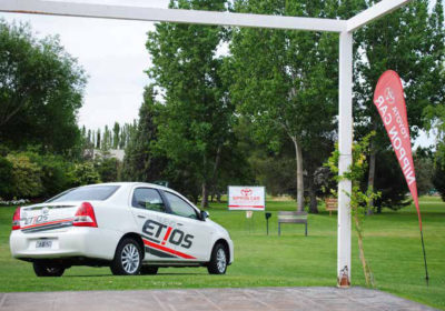 "Torneo de Golf ""Copa ETIOS"""