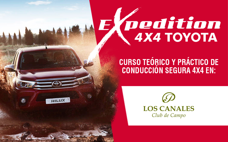 EXPEDITION 4x4 Toyota