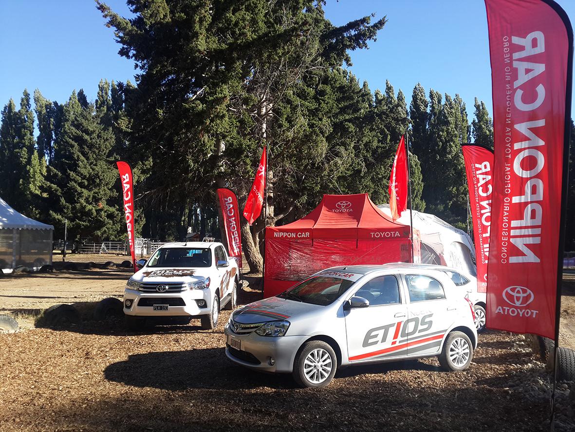 Nippon Car vuelve a ser parte de la Expo Rural de Bariloche