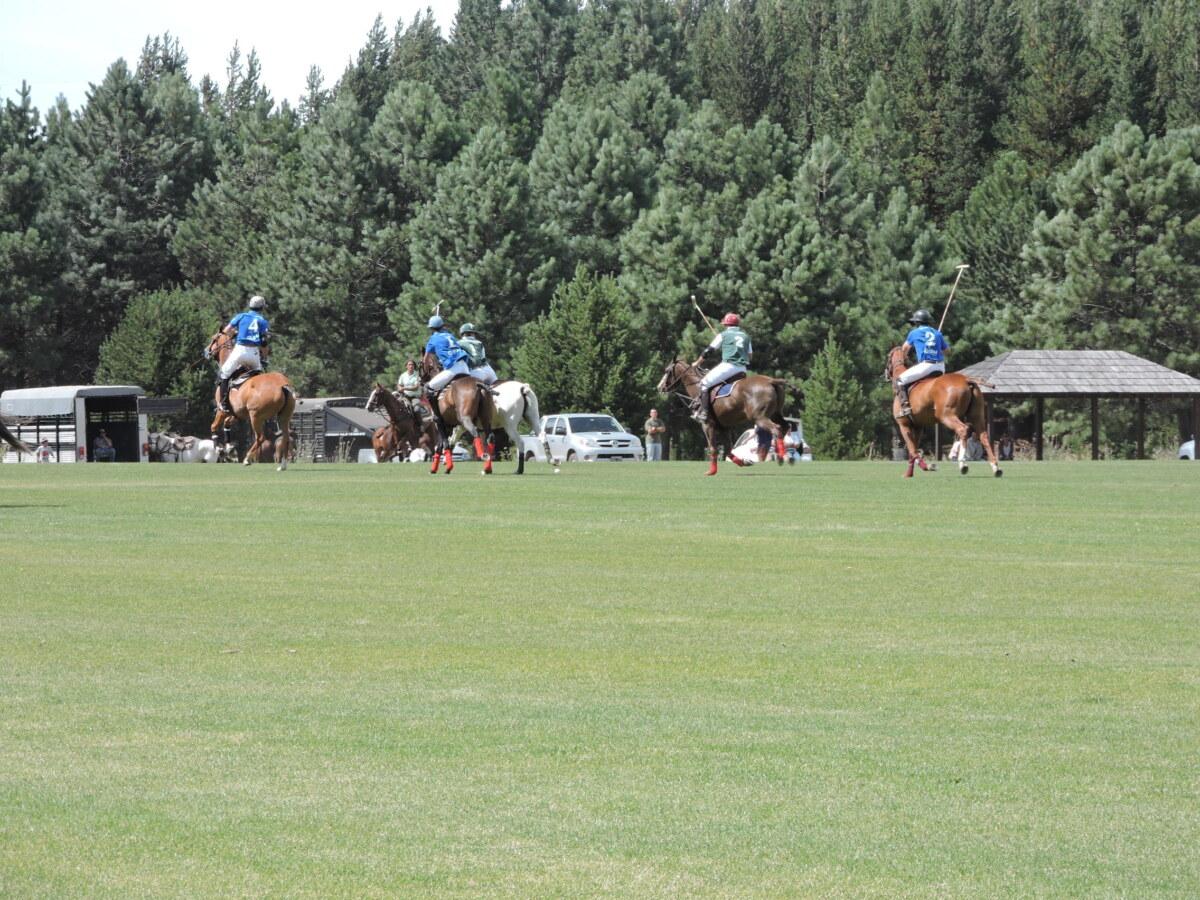 Comenzó el campeonato de Polo en la 75º Expo Rural