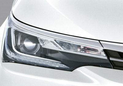 Ópticas delanteras BI-LED