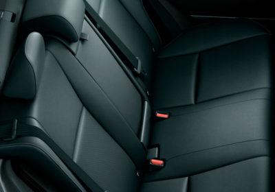 Sistema de anclaje ISOFIX (x2) en asientos traseros