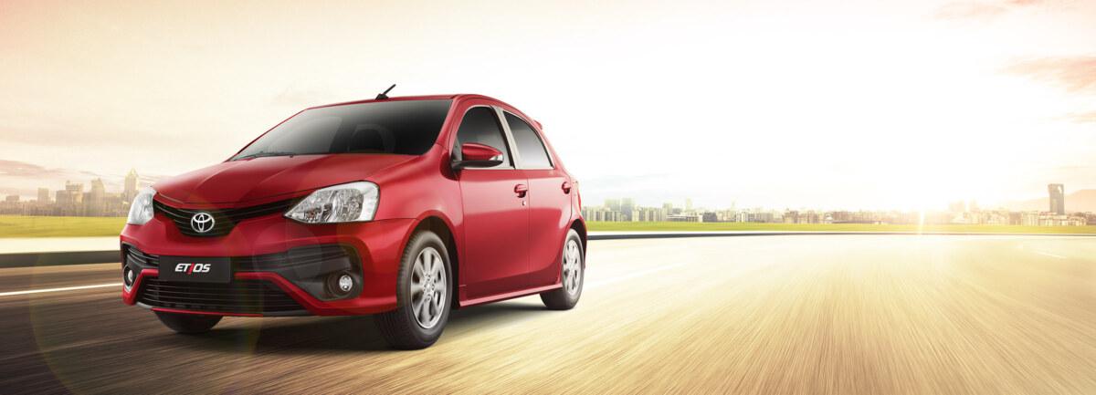 El Toyota Etios fue el auto más patentado en Febrero 2018