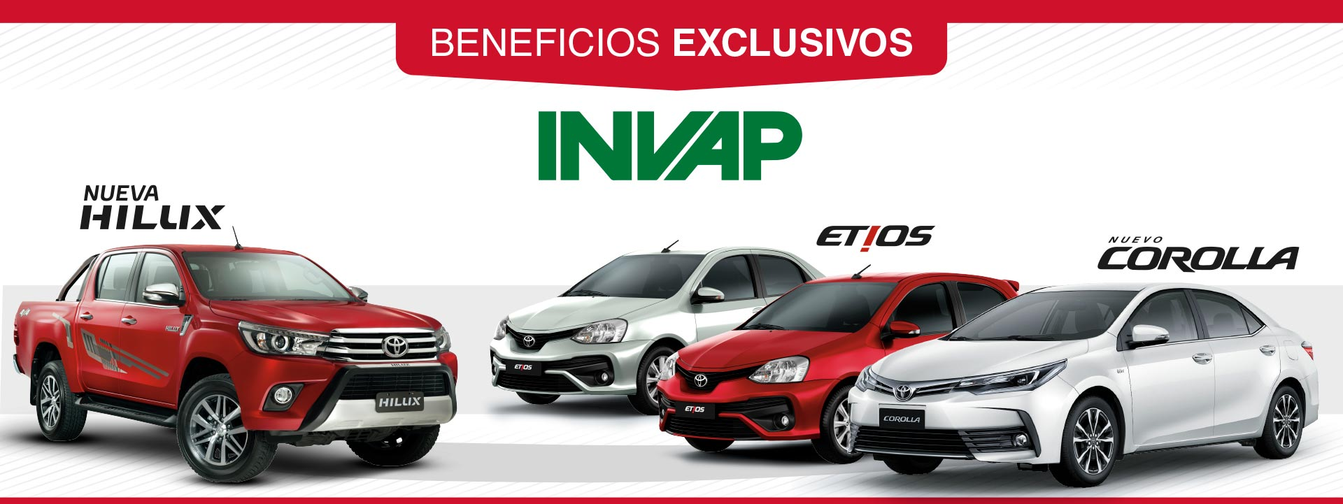 Beneficios Exclusivos INVAP