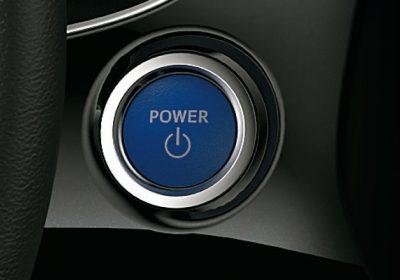 Sistema de encendido por botón.