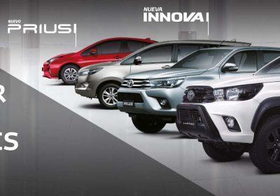Conocé los nuevos modelos en el Toyota Open Day