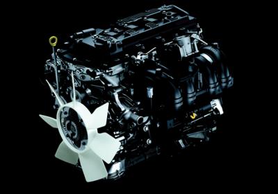 Motor 2.7 litros con Dual VVT-i.