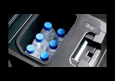 Enfriador de bebidas (cool box).