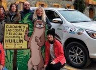Día del Huillín en Bariloche
