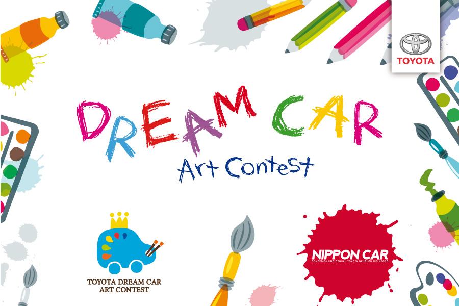 Vuelve Dream Car Art Contest a Nippon Car
