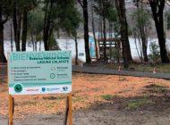 "Inauguración Senderos Reserva Urbana ""Laguna Calafate"""