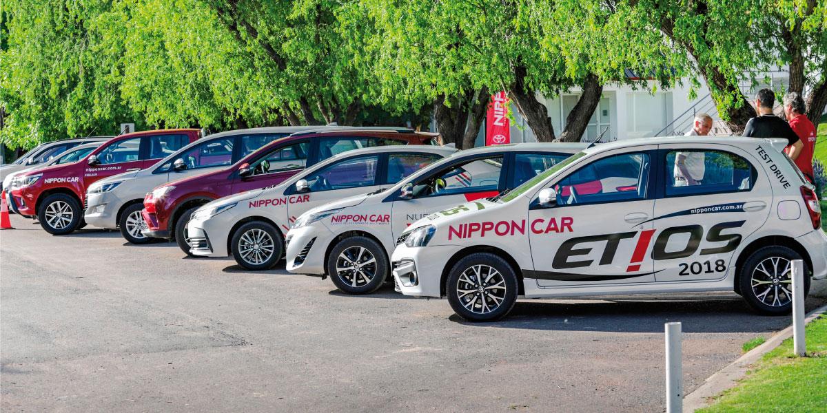 October Test de Nippon Car