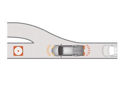 Sistema de luces de frenado de emergencia (EBS).