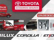 Kits Accesorios Genuinos Toyota