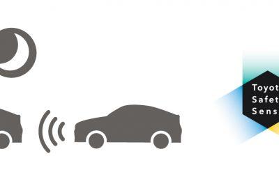 Automático de luz alta (AHB) - Toyota Safety Sense