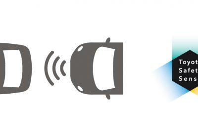 Sistema de pre colisión frontal (PCS) - Toyota Safety Sense