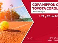 Copa Nippon Car Toyota Corolla
