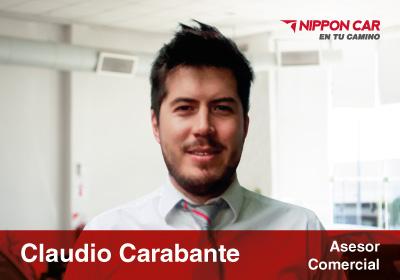 Claudio Carabante