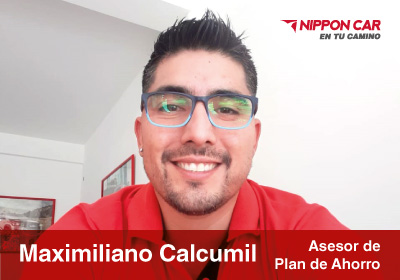 Maximiliano Calcumil