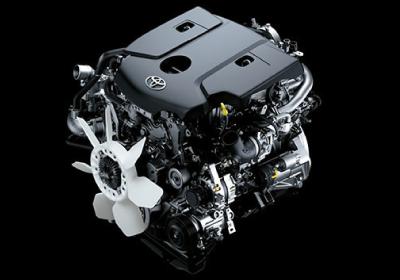 Motor 2.8l con 204 CV