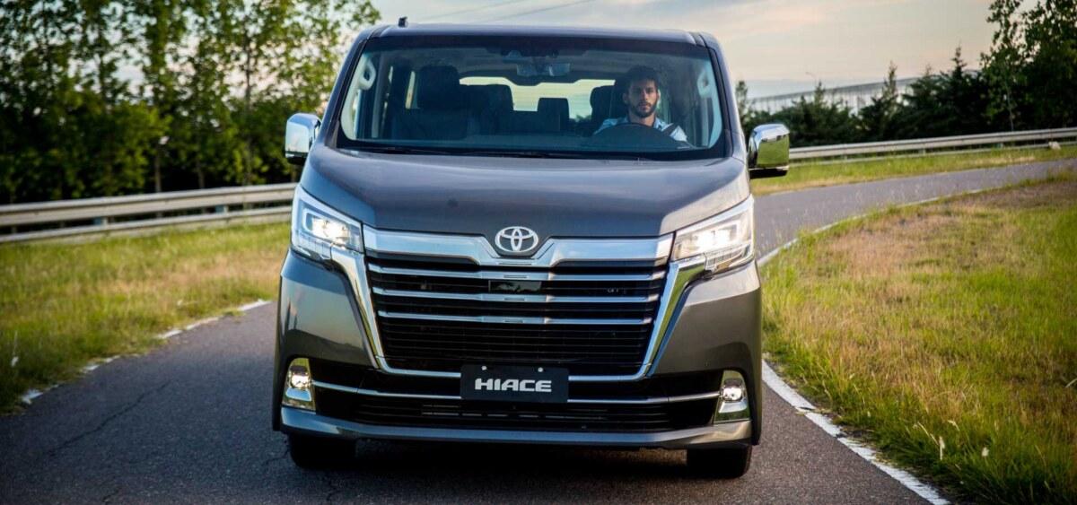 Hiace Wagon