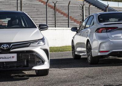 Nuevo Corolla GR-Sport